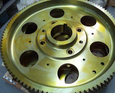 SPM QWS2500 frac pump bull gears
