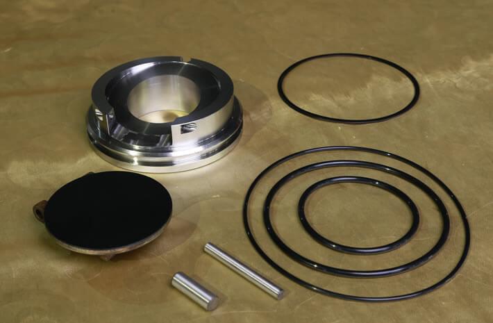 SPM interchangeable clapper type check valve repair kits