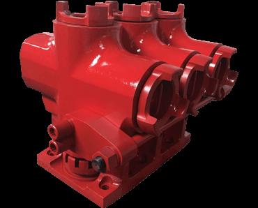 ht400 fluid end