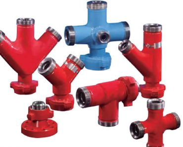 Integral fittings- Tees, Crosses, laterals, Ells and customized connectors
