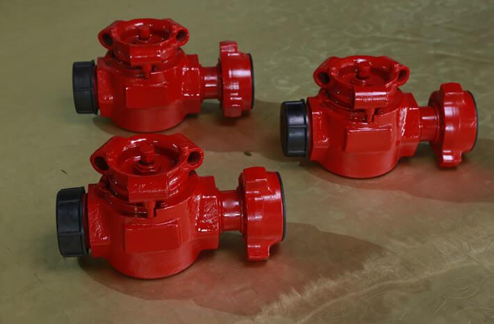 SPM 2inch 1502 Plug valve