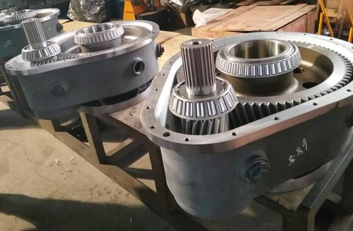 QWS1000 gearboxes