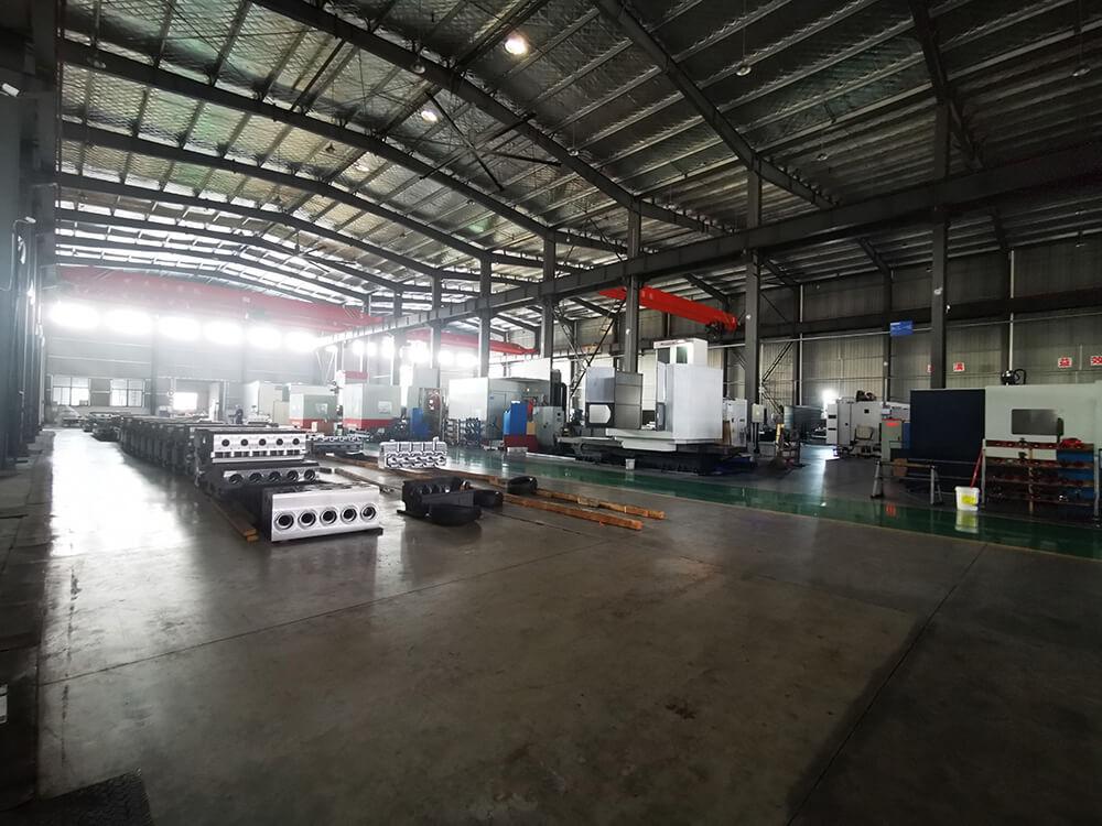 Fluid end machining workshop