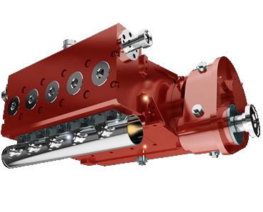 QWS1000 quintuplex pump