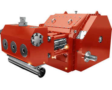TWS2250 hydraulic fracturing pump