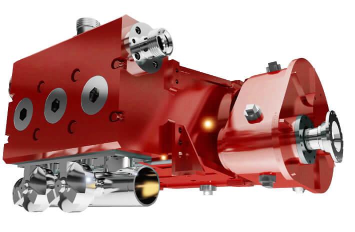 TWS600 Pump