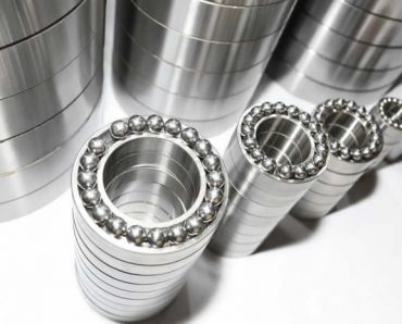 Mud motor stack bearings